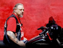 A HELLS ANGEL AMONG BROTHERS