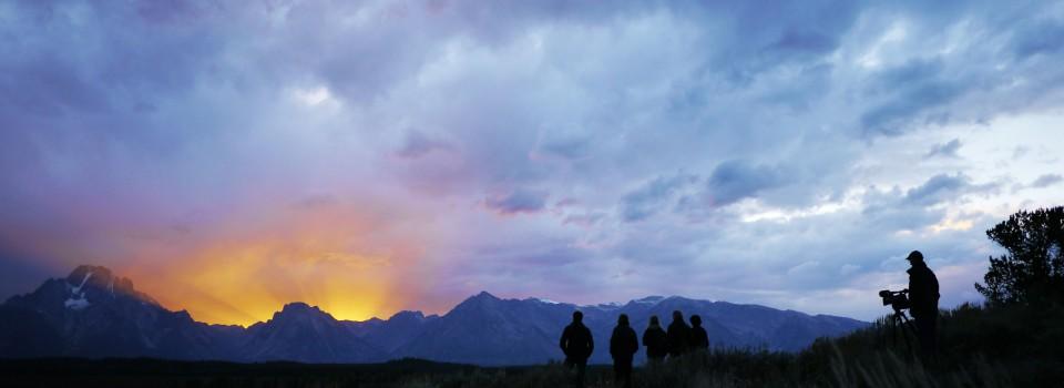 PFP 1MB-Protagonisten in Teton Nationalpark copyright Stefan Schneider